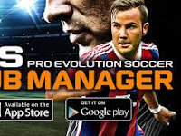 Download Game PES Club Manager v1.2.0 Apk Terbaru 2015