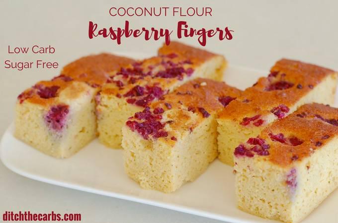 Carb Free Sponge Cake Recipe