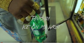 New Video: Tank Slim - Ice On My Wrist