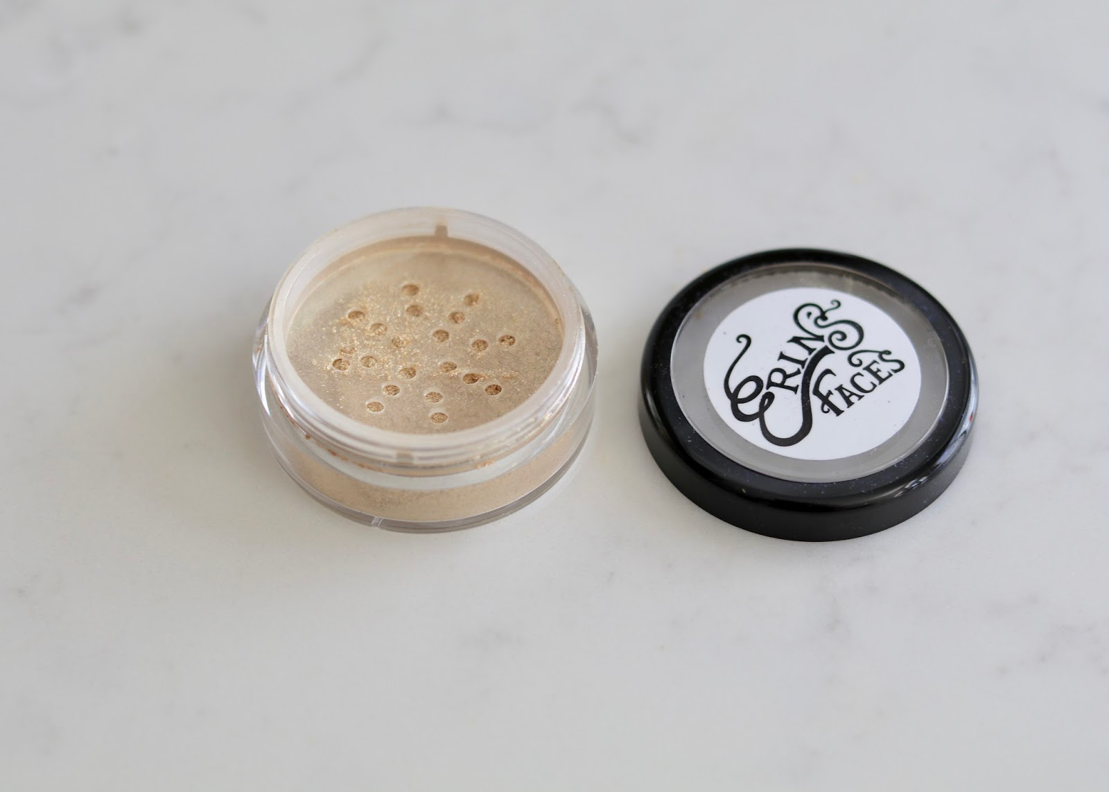 Erin's Faces Magic Dust, Erin's Faces Product Review