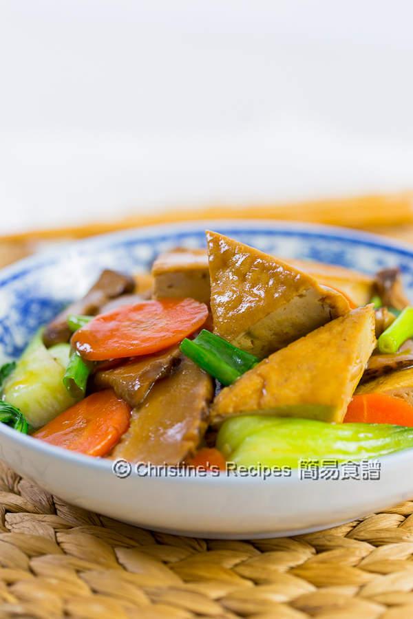 Braised Tofu04