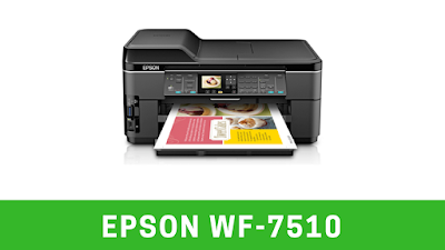 Epson WF-7510 Driver Download and Manual Setup