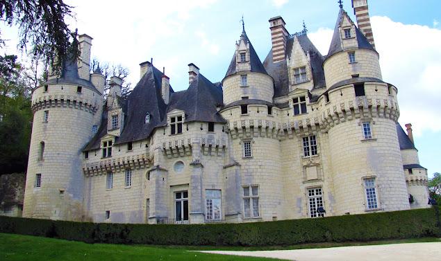 castelul usse valea loarei franta