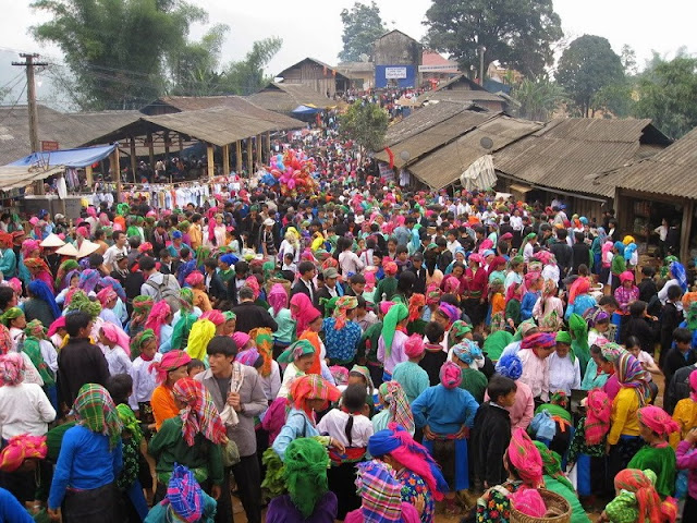 The legend of Khau Vai love market in Ha Giang 3