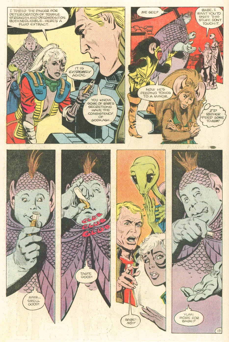 Read online Atari Force (1984) comic -  Issue #15 - 15