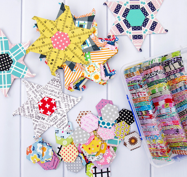 English Paper Piecing: The Complete Beginners Guide