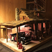 New England Fall Events_The Big E_Craft Common_Log Cabin Lamps
