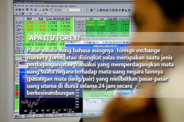 Apa itu Forex