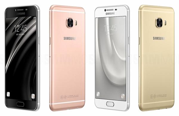 تسريب آخر المعلومات عن هاتف سامسونغ الجديد غالاكسي C9