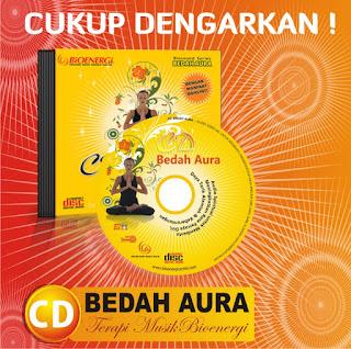 Cara Membuka Aura Kecantikan dengan CD Terapi Musik Bedah Aura Biosound