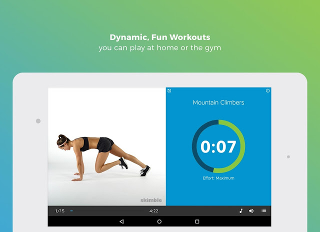 Workout Trainer App Download