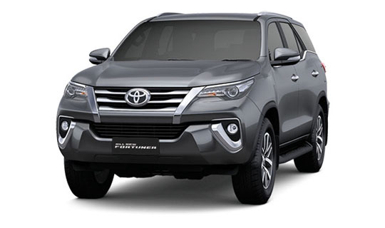 Grand New Avanza Silver Metallic Toyota Agya Trd Warna All Fortuner 2107 - Indonesia