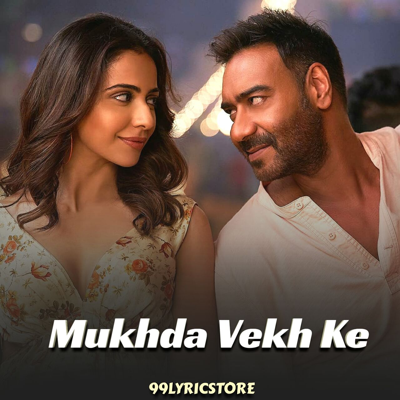 Mukhda Vekh Ke Punjabi Song Lyrics from bollywood movie De De Pyaar De sung by Dhvani Bhanushali and Mika Singh