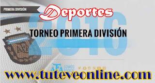 Torneo Argentino 2016