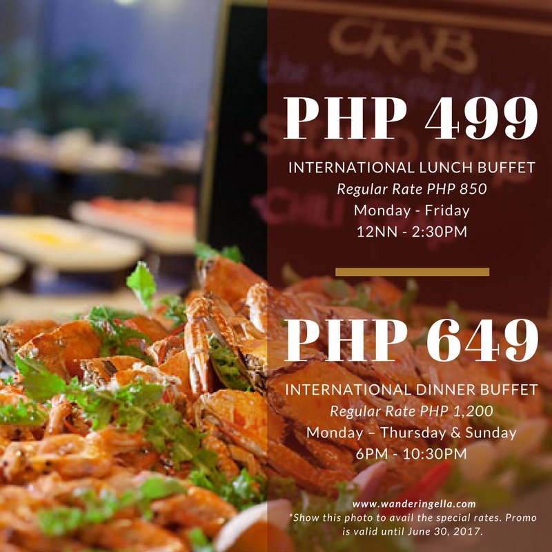Take Advantage of Cebu City Marriott Hotel's Special Blogger Rates