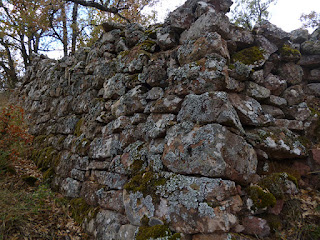 La Cava. Murallas