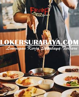 Lowongan Kerja di Fervor Restaurant Kota Surabaya Terbaru Mei 2019