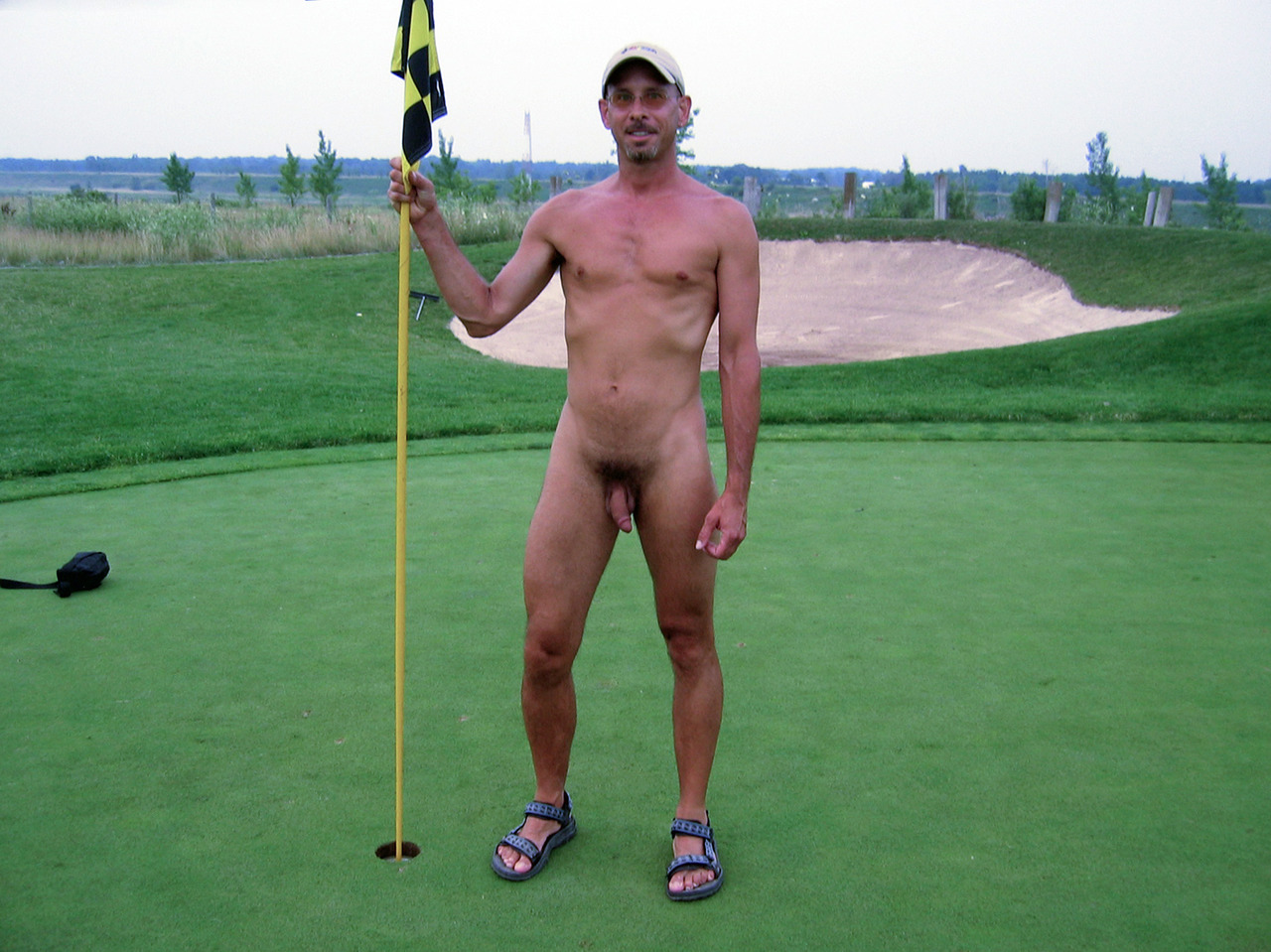 Nude Golf Pictures