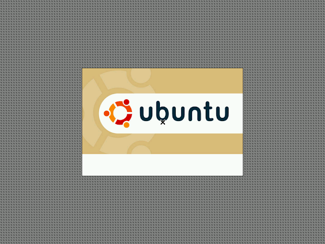 Loading Ubuntu Desktop