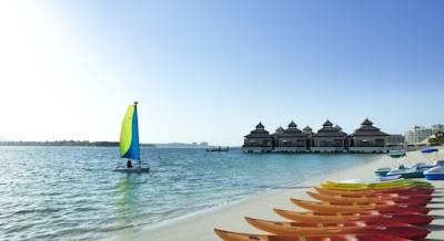 منتجع وسبا نخلة دبي بإدارة أنانتارا