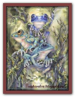 """HAED HAEJB4101 """"Frog Wild"""""""