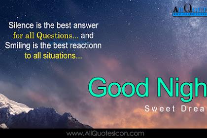 50+ Life Motivational Good Night Quotes