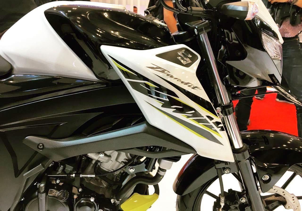 Punya power berlimpah, Suzuki resmi merilis spesifikasi GSX-150 Bandit !
