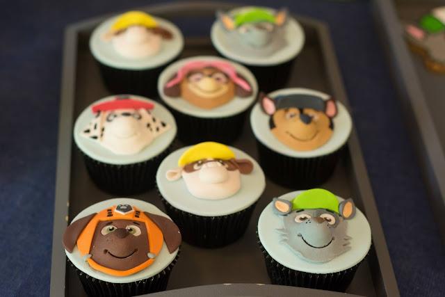 cupcake patrulha canina