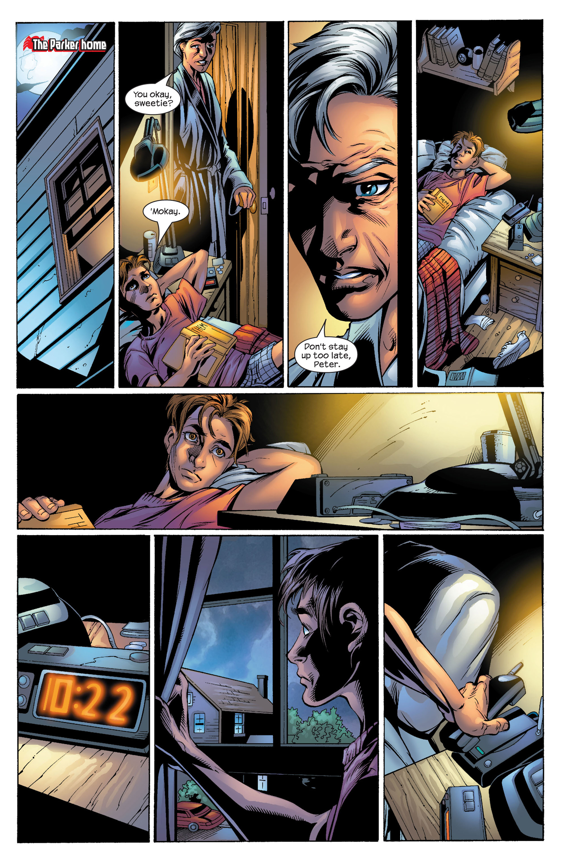 Read online Ultimate Spider-Man (2000) comic -  Issue #51 - 17