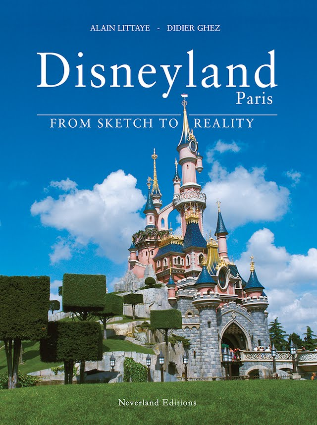 Incredible Special Offer On The Disneyland Paris From Sketch