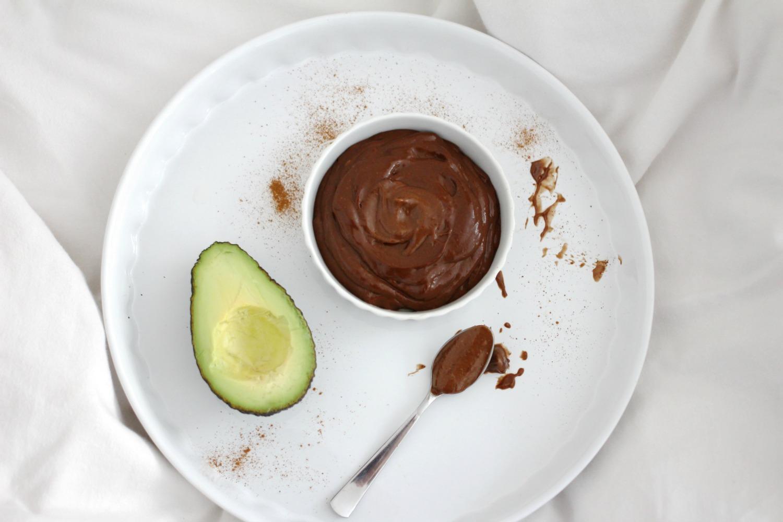 Avocado-Schokoladencreme