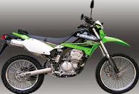 Spesifikasi Kawasaki KLX 250S