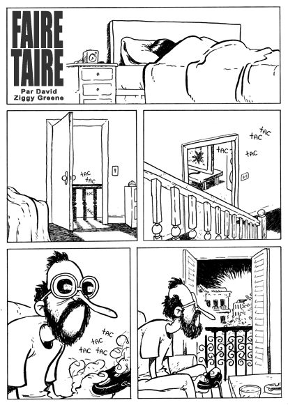 David Ziggy Greene Faire Taire