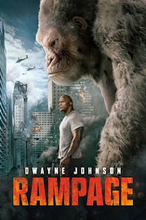 Rampage: Destruição Total (2018) Torrent – Legendado BluRay 720p | 1080p Download