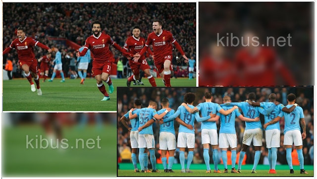Manchester City dan Liverpool