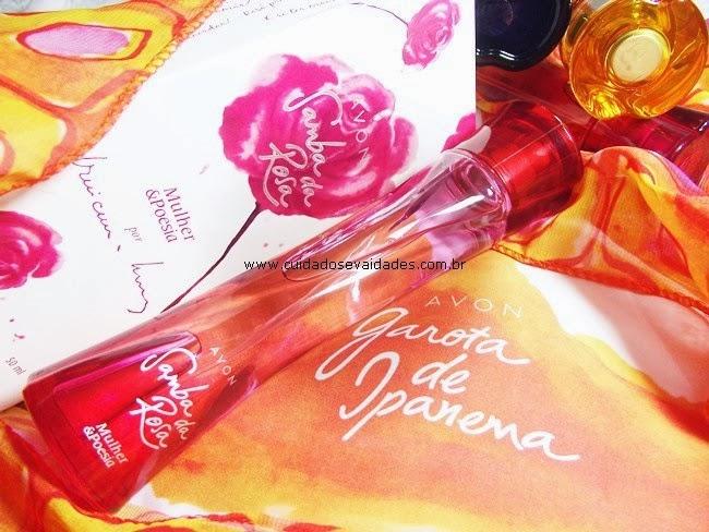 Perfume Samba da Rosa Avon