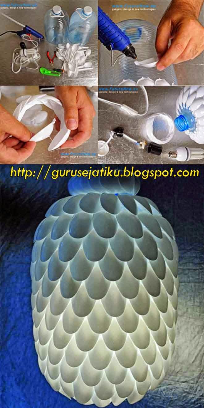 Cara Membuat Lampu Dari Sendok Plastik : membuat, lampu, sendok, plastik, SEJATI:, MEMBUAT, LAMPU, SENDOK, PLASTIK