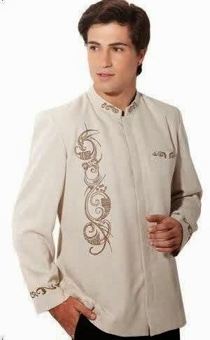 Model jas koko yang moderen dan simple