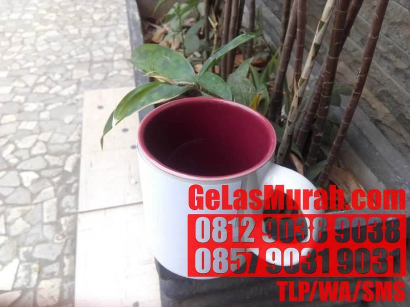 MUG PRESS SUBLIMATION JAKARTA