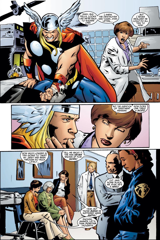 Thor (1998) Issue #39 #40 - English 5