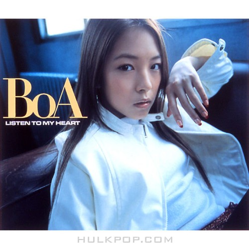 BoA – Listen to My Heart (Japanese) (ITUNES PLUS AAC M4A)