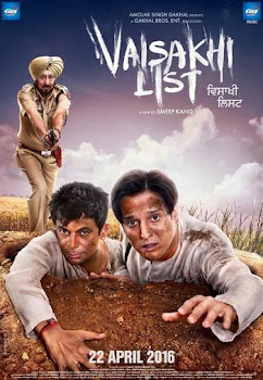 Vaisakhi List (2016) 375MB 480P Punjabi Movie download