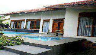 Villa Lembang bandung jawa barat