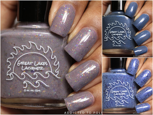Great Lakes Lacquer December 2016 limited editions