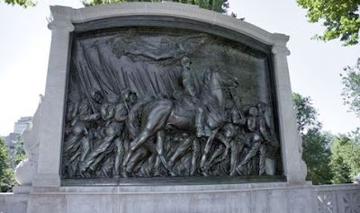 Common Shaw Memorial