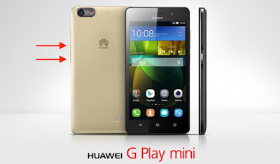 come salvare screenshot huawei g play mini