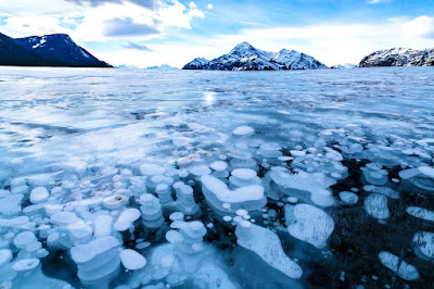 What Bubbles Beneath the Ice (Photos)