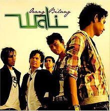 Download Kumpulan Lagu  Band Wali Mp3 Terbaru Full Album