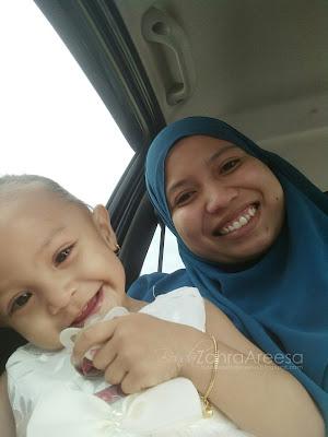 Anak Tak Sihat, Selamat Hari Raya Eidul Adha