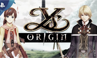 Ys Origin PlayStation4 pic
